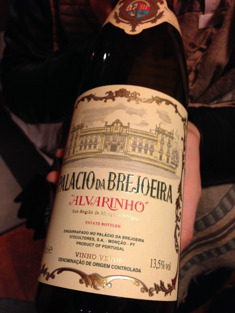Palácio da Brejoeira Alvarinho Vinho Verde White