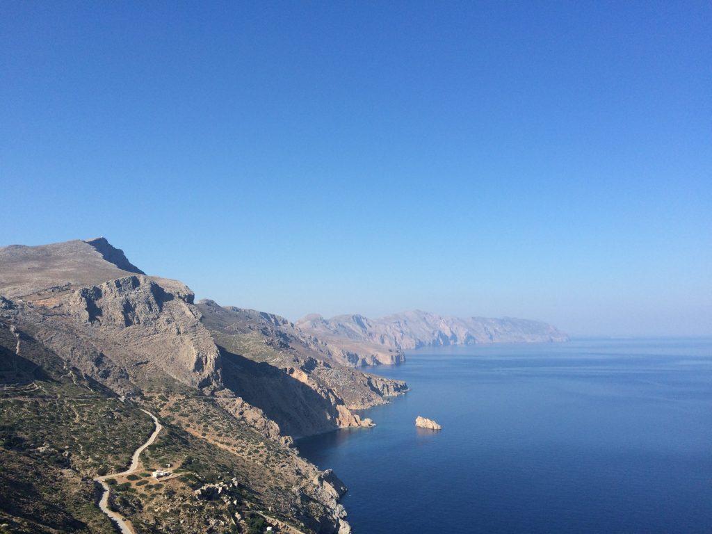 View of Amorgos