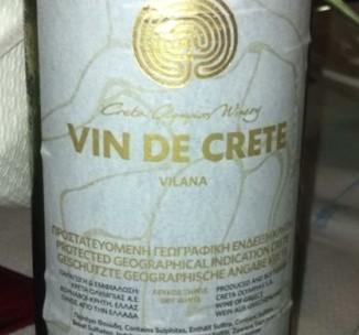 vin de crete