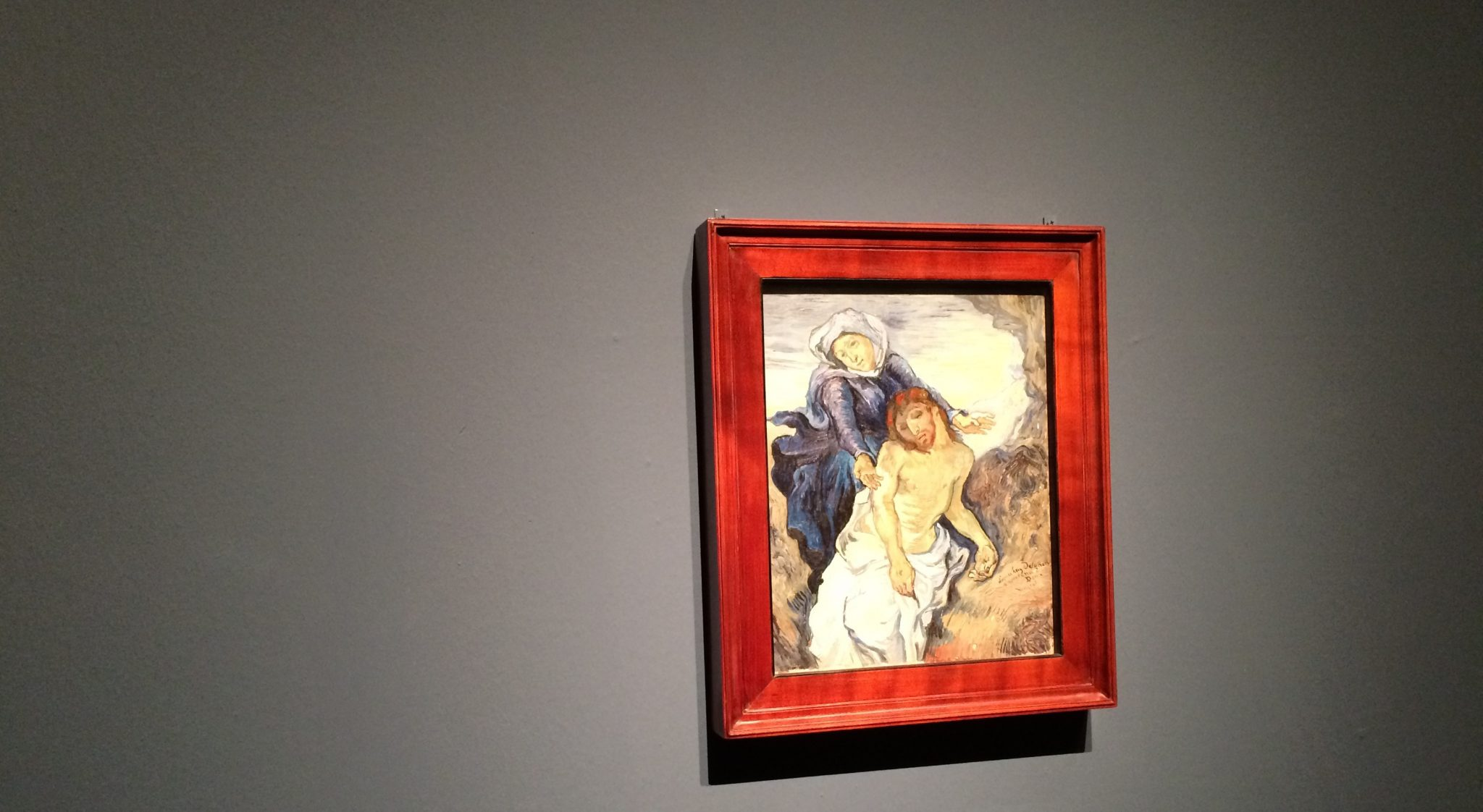 Van Gogh divine beauty