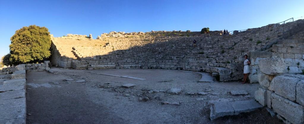 Greek Theatre Segesta