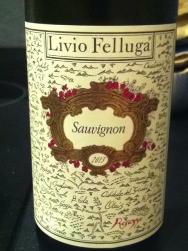 Livio Felluga Sauvignon