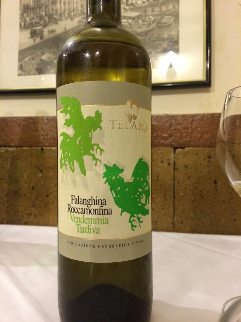 Falanghina di Roccamonfina
