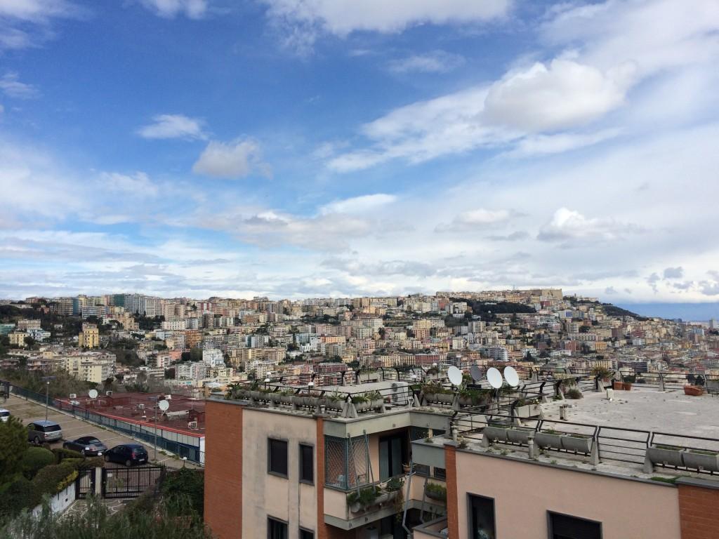 Napoli Marechiaro Vomero