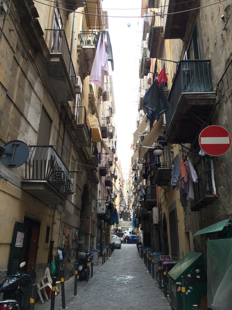 Napoli quartieri spagnoli SpaccaNapoli