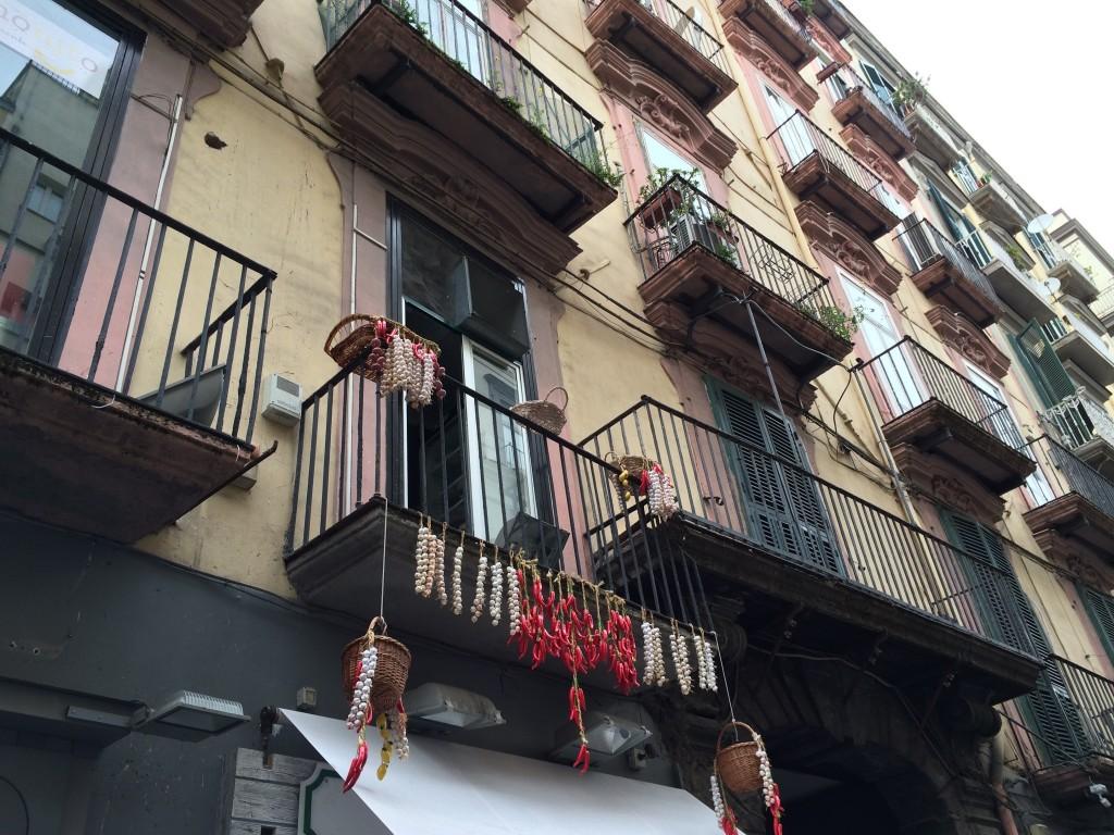 Napoli supersticious