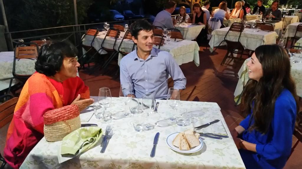 Angela Christina and Francesco