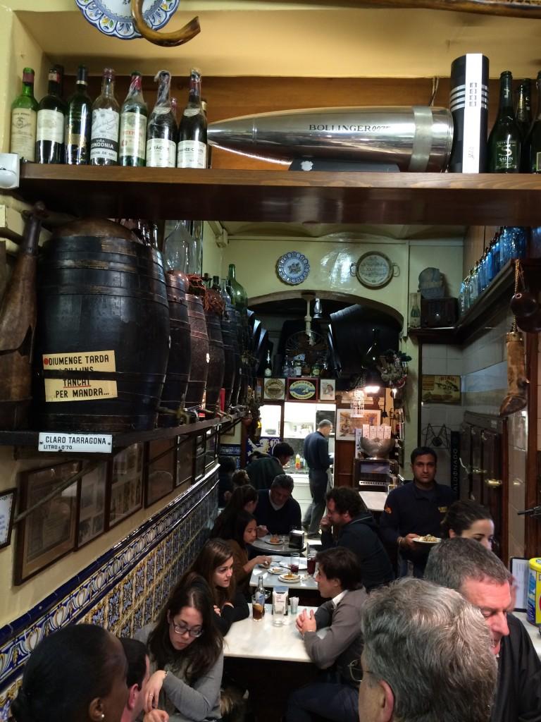 El Xampaniet Barcelona