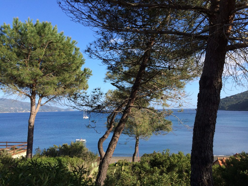 Hotel Capo Sud Elba island