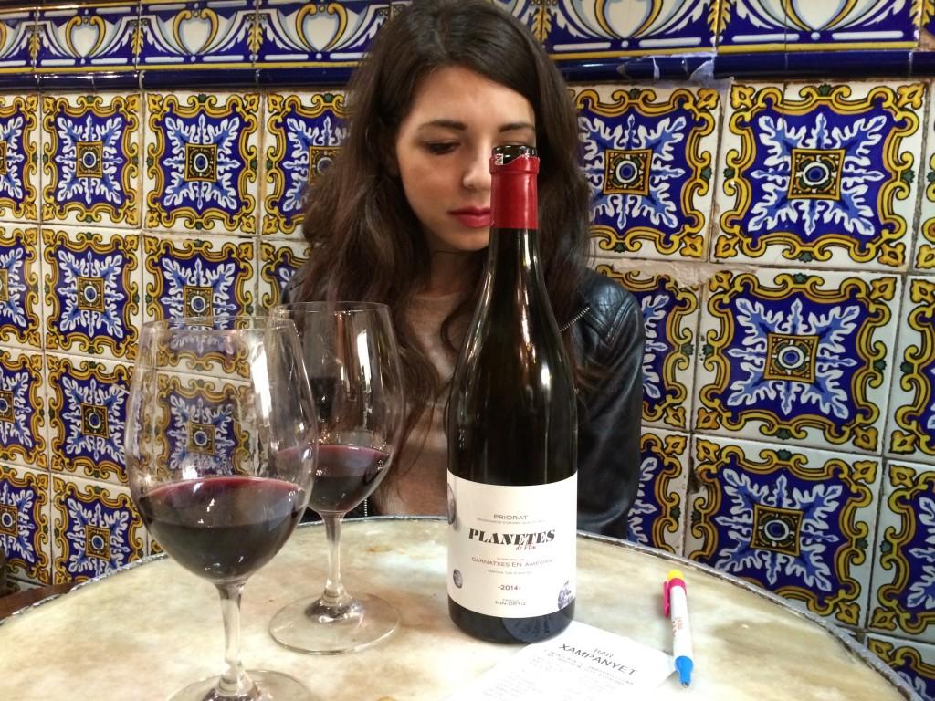 Priorat Planetes de vin