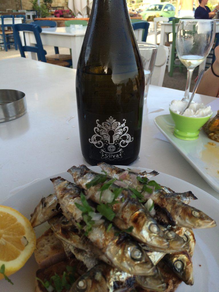 silva wine crete