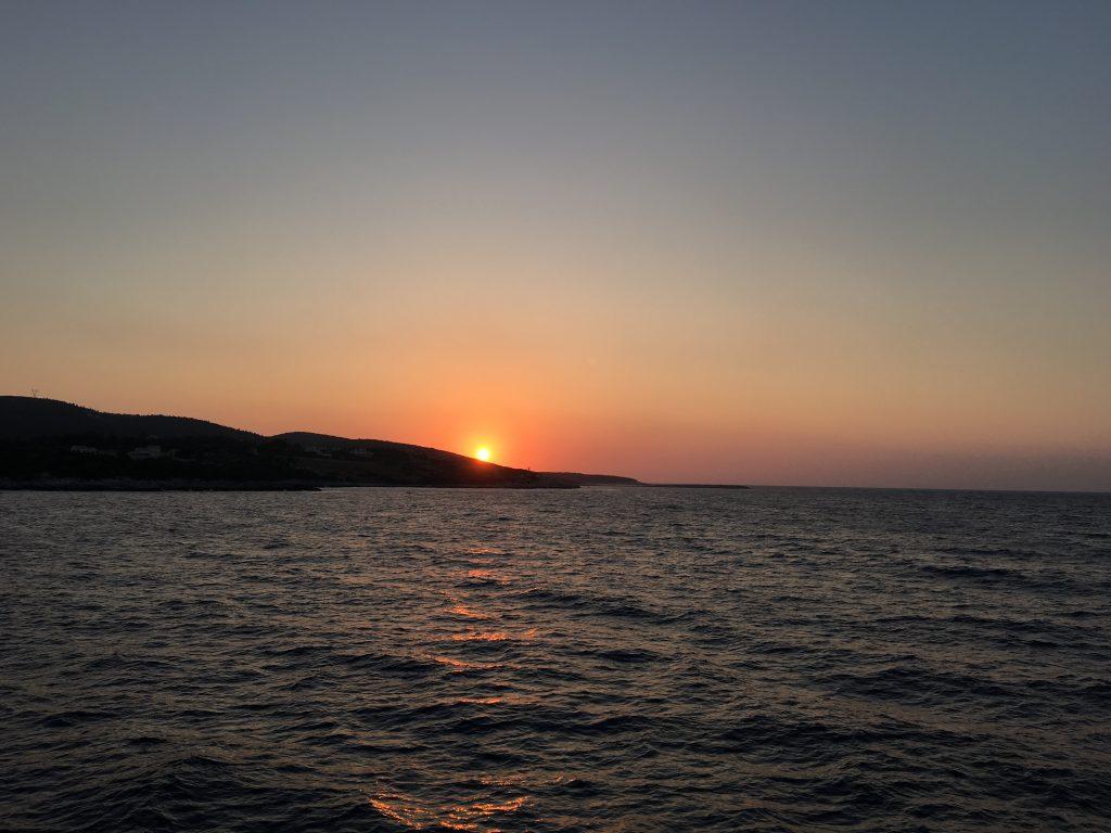 Ferry boat Lefkada to Kefalonia