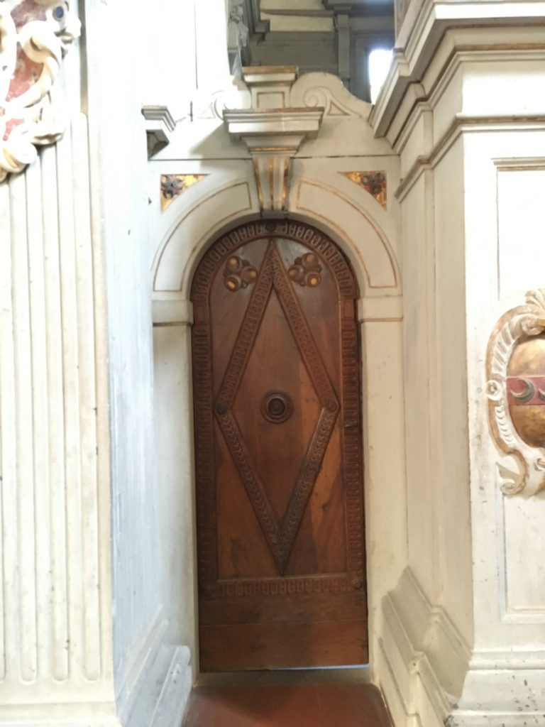 A door from the 1500