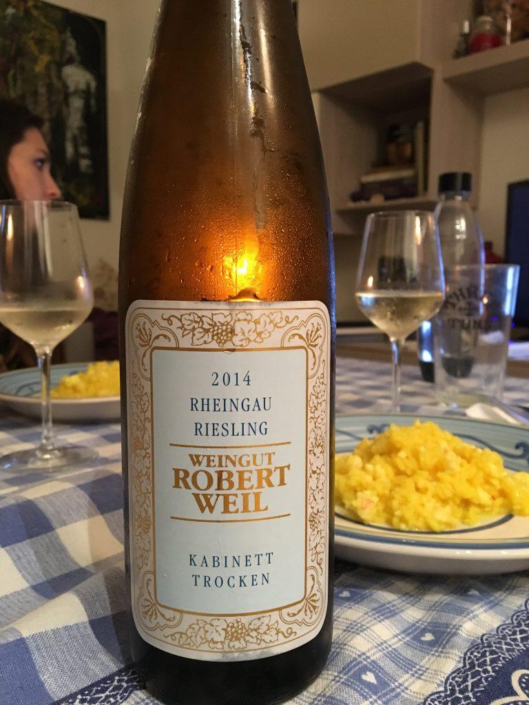 Weingut Robert Weil Rheingau Riesling Kabinett Trocken