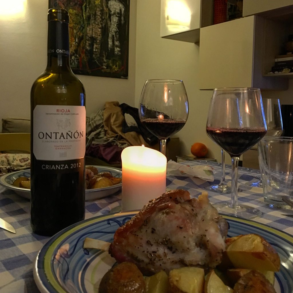Rioja ontanon crianza 2012