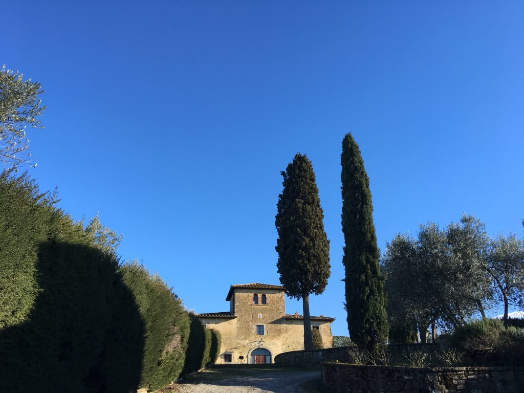Castello di monsanto wine producer