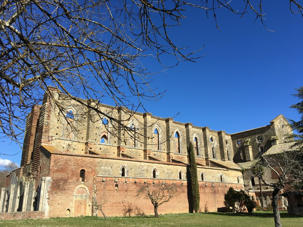 The Abbey of Saint Galgano