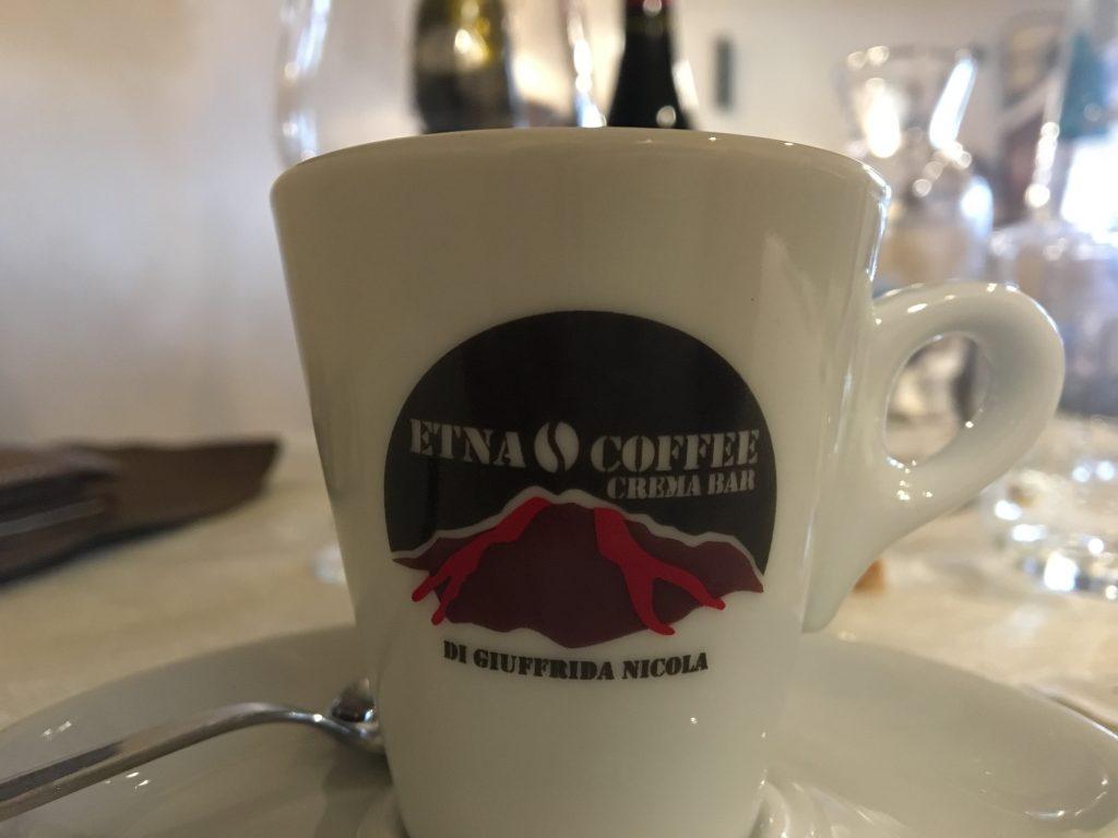 Etna coffe